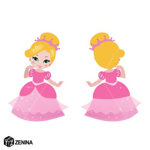 vektor-personaj-princess-Zenina-1